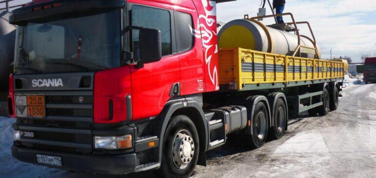 Регламент перевозки опасных грузов